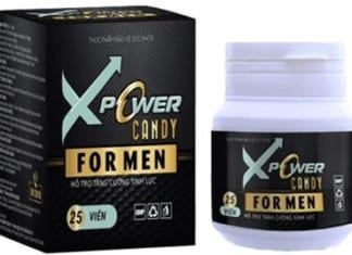 x power candy for men