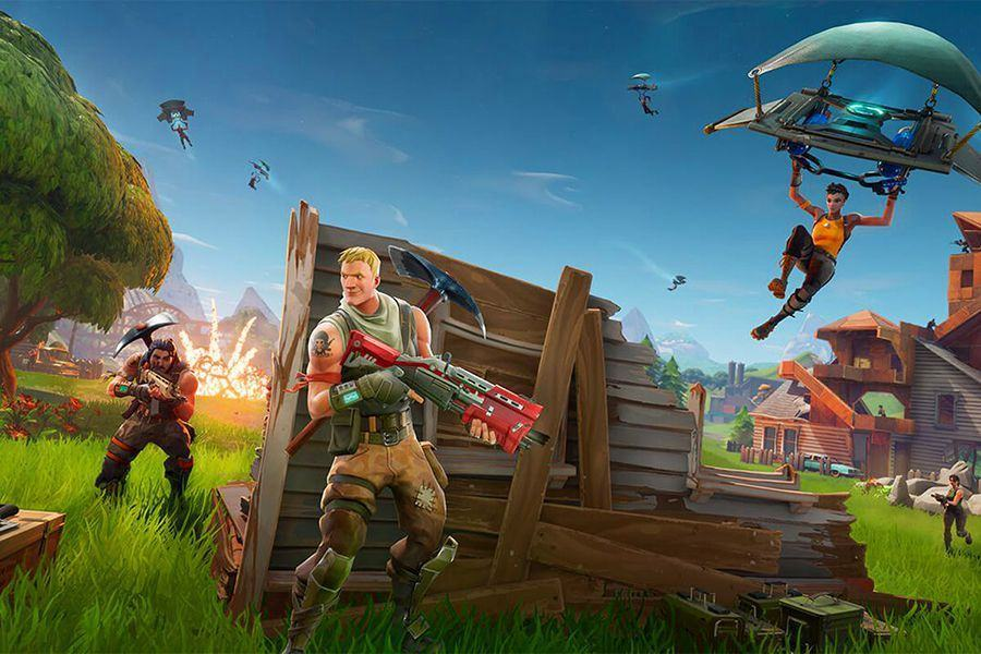 Fortnite game review xbox, ps4, ps5, mobile, ios, android